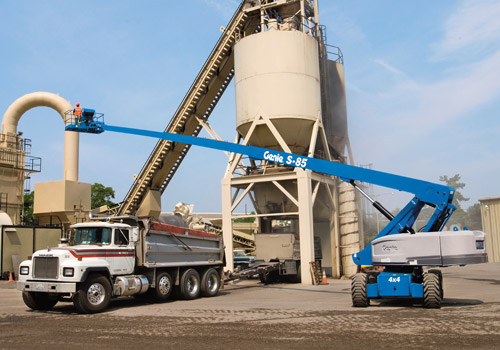 Diesel Operated Boom Lift Rental Service